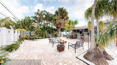 Fort Lauderdale Single Family Home For Sale: 5911 NE 21st Rd