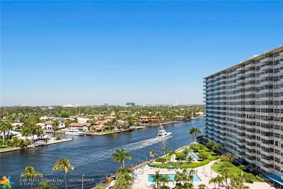 Fort Lauderdale FL Condo/Townhouse For Sale: $275,000