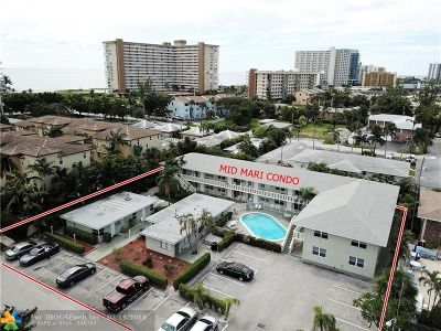 Broward County Condo/Townhouse For Sale: 3230 NE 13th St #201