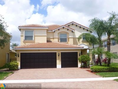 Boynton Beach Single Family Home For Sale: 8194 Emerald Winds Cir