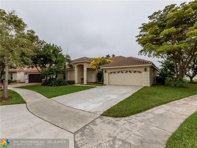 Weston Single Family Home For Sale: 643 Lake Blvd
