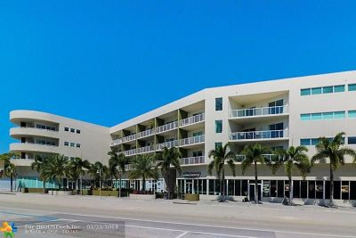 Wilton Manors Condo/Townhouse For Sale: 2301 Wilton Dr #R311