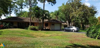 Boynton Beach Single Family Home For Sale: 7599 Greenlake Way