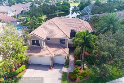 Coral Springs Single Family Home For Sale: 6273 NW 125th Ave