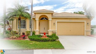Coconut Creek Single Family Home Backup Contract-Call LA: 4981 Swans Ln