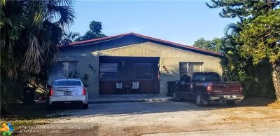 Fort Lauderdale FL Multi Family Home For Sale: $395,000
