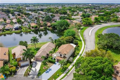 Coconut Creek Single Family Home For Sale: 3420 NW 21st Ct