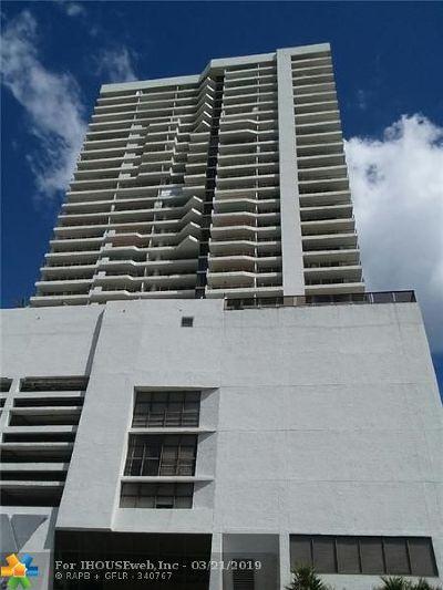 Miami Condo/Townhouse For Sale: 555 NE 15th St #22I