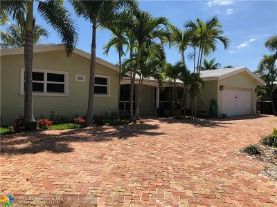 Fort Lauderdale Single Family Home For Sale: 5660 NE 21st Rd