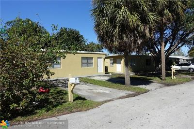 Fort Lauderdale Multi Family Home For Sale: 705 NW 19th Ter