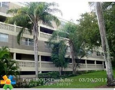 Lauderhill Condo/Townhouse For Sale: 3301 Spanish Moss Ter #420