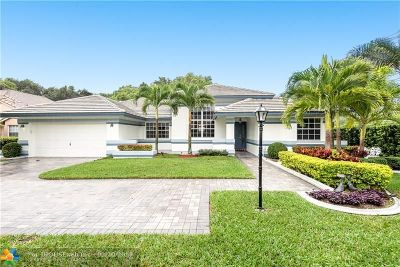 Davie Single Family Home For Sale: 3361 Overlook Rd