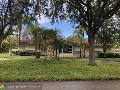 Miami Single Family Home For Sale: 11200 SW 73rd Ct