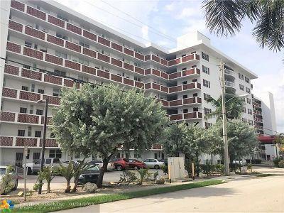 North Miami Beach Condo/Townhouse For Sale: 3660 NE 166th St #303