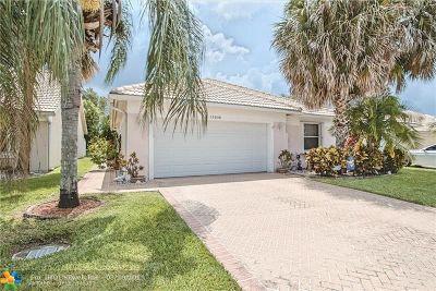 Boynton Beach Single Family Home For Sale: 13058 Hampton Lakes Circle