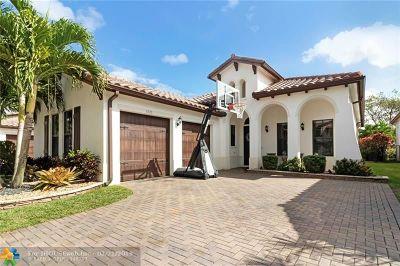 Pembroke Pines Single Family Home Backup Contract-Call LA: 8328 NW 26th Ct