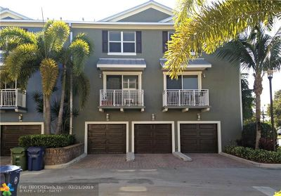 Wilton Manors Rental For Rent: 513 NE 21st Ct