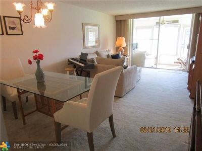Sunrise Condo/Townhouse For Sale: 9800 Sunrise Lakes Blvd #112