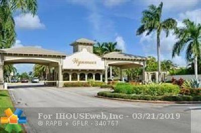 Coconut Creek Condo/Townhouse Backup Contract-Call LA: 3205 Portofino Pt #L3