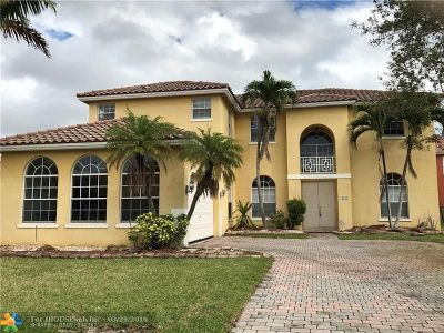 Miramar Single Family Home For Sale: 2117 SW 118th Ave