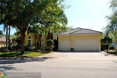 Parkland Single Family Home For Sale: 6543 NW 105th Ter