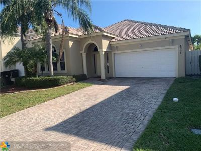 West Palm Beach Single Family Home For Sale: 3028 Calle Valencia