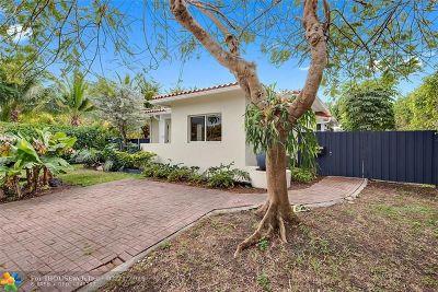 Miami Single Family Home For Sale: 650 NE 75th St
