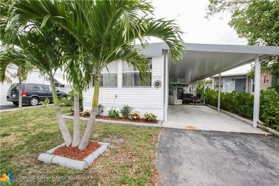 Fort Lauderdale Single Family Home For Sale: 5710 SW Cypress Dr