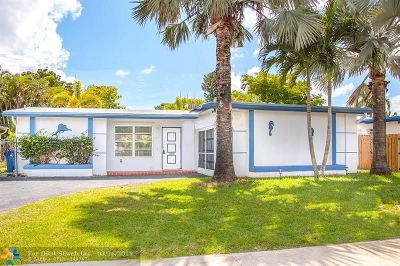 Sunrise Single Family Home For Sale: 6770 NW 27th St