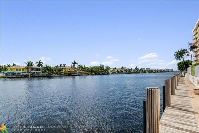Fort Lauderdale FL Condo/Townhouse For Sale: $375,000