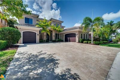 Boca Raton Single Family Home For Sale: 17888 Key Vista Way