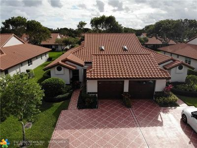 Delray Beach FL Single Family Home For Sale: $219,900