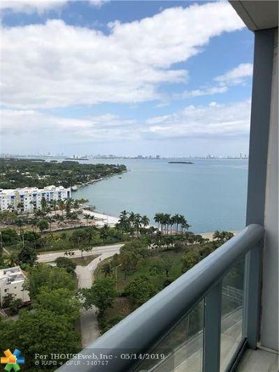 Miami Condo/Townhouse For Sale: 601 NE 36th St #1601