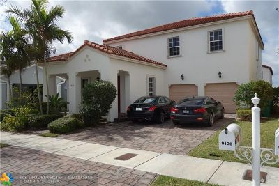 Miami Single Family Home For Sale: 9130 SW 171st Ct