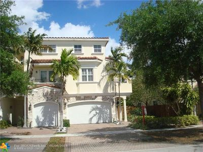 Fort Lauderdale Condo/Townhouse For Sale: 1816 NE 26th Ave #1