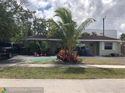 Fort Lauderdale FL Multi Family Home For Sale: $399,000