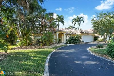 Parkland Single Family Home For Sale: 9760 NW 58th Ct