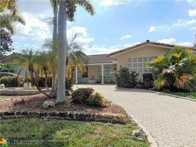 Fort Lauderdale Rental For Rent: 2820 NE 49th St