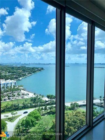 Miami Condo/Townhouse For Sale: 601 NE 36th St #2003