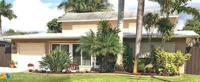 Fort Lauderdale Single Family Home For Sale: 2472 Bimini Ln