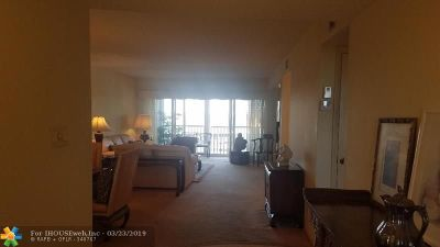Deerfield Beach Condo/Townhouse For Sale: 1523 E Hillsboro Blvd #933
