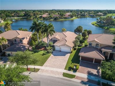 Broward County Single Family Home For Sale: 4013 Sanderling Ln