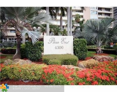 Fort Lauderdale Condo/Townhouse For Sale: 4300 N Ocean Blvd #16F