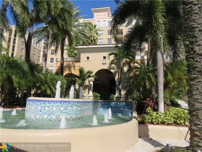 Fort Lauderdale FL Condo/Townhouse For Sale: $230,000