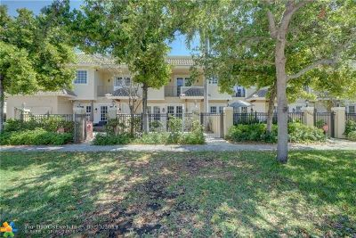 Fort Lauderdale FL Condo/Townhouse For Sale: $589,000