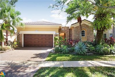 Parkland Single Family Home For Sale: 7794 NW 123rd Ave