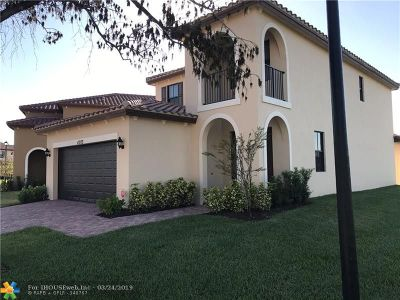 Broward County Single Family Home For Sale: 4703 NW 48th Ln