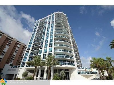 Pompano Beach Rental For Rent: 801 Briny Ave #1501