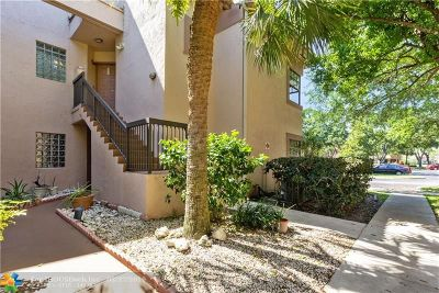 Plantation Condo/Townhouse For Sale: 10631 NW 14th St #229