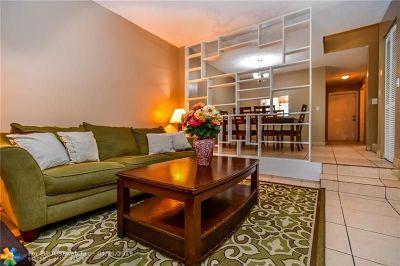 Pembroke Pines Condo/Townhouse For Sale: 9155 Limetree Ln #163